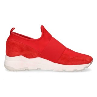 Shoecolate 652.81.401 02 Sneaker Loafer (Rood)