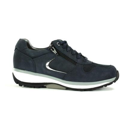 Stretchwalker & gympen stretchwalker Jersey D`blauw (Zwart)