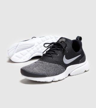 Nike Air Presto Fly SE Dames (zwart/grijs)