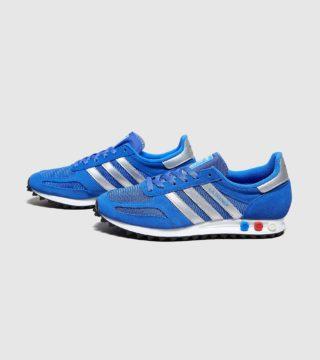adidas Originals LA Trainer OG (blauw/zilver)