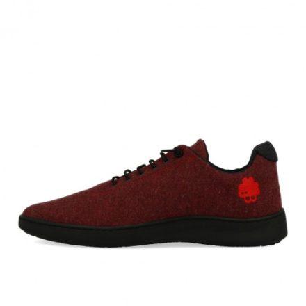 Baabuk Urban Wooler Bordeaux Red