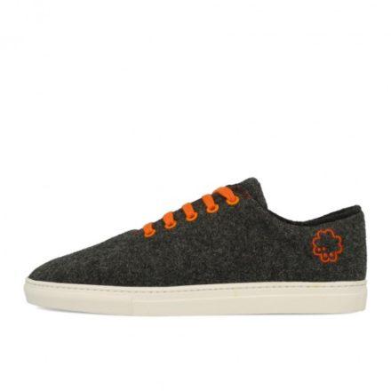 Baabuk Sneaker Oranje