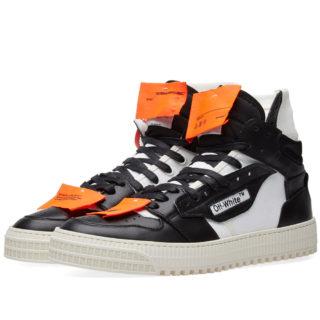 Off-White 3.0 Low Sneaker (Black)