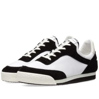 Comme des Garcons SHIRT x Spalwart Pitch Sneaker (Black)