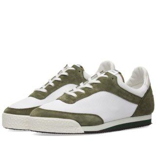 Comme des Garcons SHIRT x Spalwart Pitch Sneaker (Green)