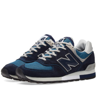 New Balance OM5760GN - Made in England (Blue)