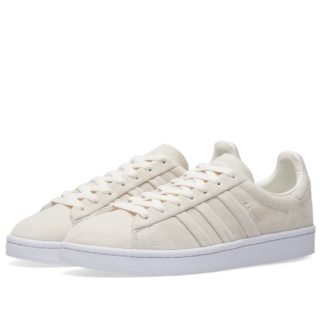Adidas Campus Stitch & Turn (White)