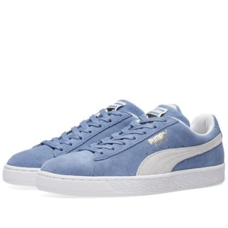 Puma Suede Classic (Blue)