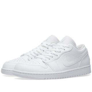 Nike Air Jordan 1 Low (White)