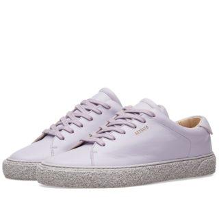 Axel Arigato Vintage Sole Tennis Sneaker (Purple)