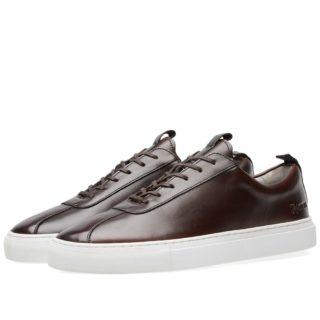 Grenson Sneaker 1 (Brown)