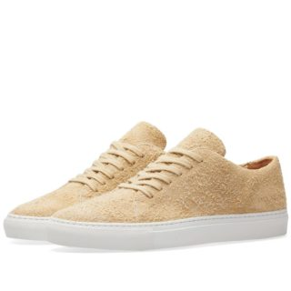 Common Projects Court Low Suede (Neutrals)