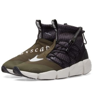 Nike Air Footscape Utility Mid DM (Green)