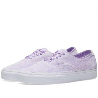 Vans Women's UA Authentic Furry (Purple)