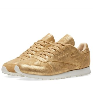 Reebok Classic Leather Shimmer W (Gold)