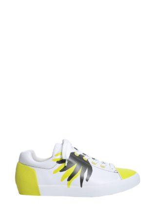 ASH X Filip Pagowski Niky Sneakers (wit)