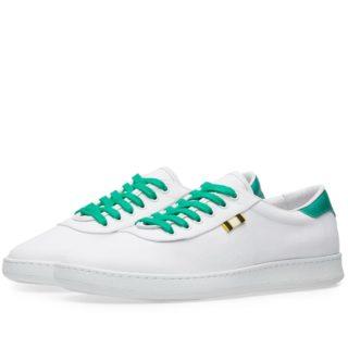 Aprix Canvas Low Sneaker (Green)