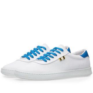 Aprix Canvas Low Sneaker (White)