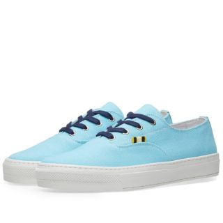 Aprix Canvas Sneaker (Blue)