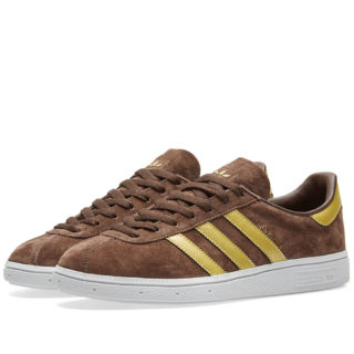Adidas Munchen (Brown)