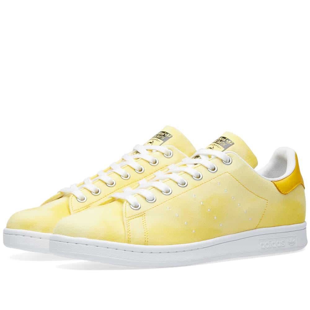 Adidas x Pharrell Williams Hu Holi Stan Smith (Yellow)