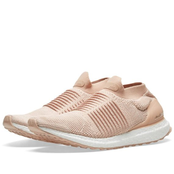 Adidas Ultra Boost Laceless W (Pink)