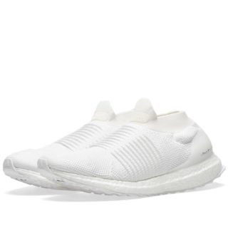 Adidas Ultra Boost Laceless (White)