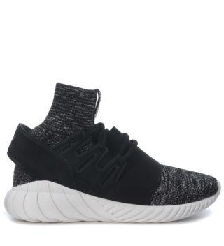 Adidas Originals Sneaker Adidas Originals Tubular Doom Primeknit (zwart)
