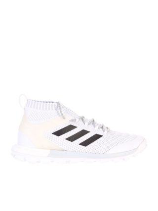 Gosha Rubchinskiy Gosha Rubchinskiy X Adidas Primeknit Sneakers (wit)