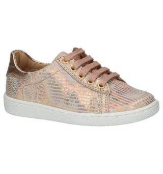 Pom Rose Gold Sneakers (roze/goud)