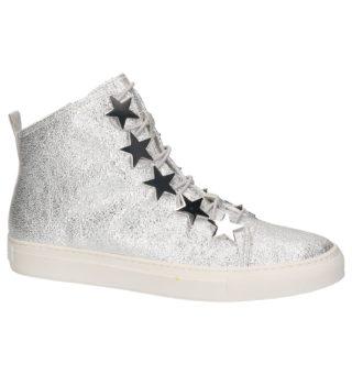 Sneaker met Sterren Katy Perry The Astrea (zilver)