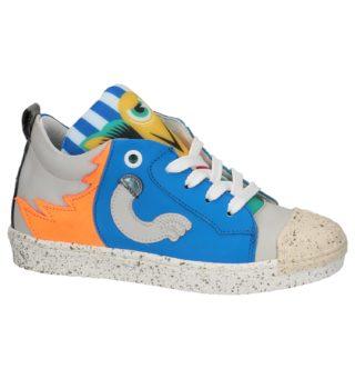 Schoenen met Rits & Veters Rondinella (multicolor)