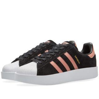 Adidas Superstar Bold W (Black)