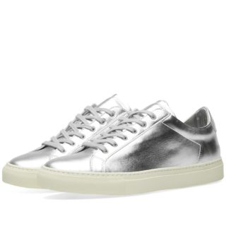Woman by Common Projects Original Achilles Retro Low (Silver)