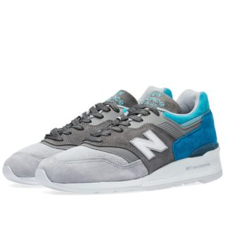 New Balance M997CA - Made in the USA (Grey)