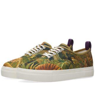 Eytys Mother Rousseau Sneaker (Green)