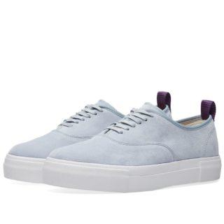 Eytys Mother Suede Sneaker (Blue)