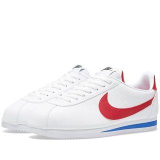 Nike Classic Cortez Leather W (White)