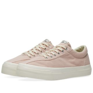 Stepney Workers Club Dellow Canvas Sneaker (Pink)