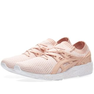 Asics Gel-Kayano Trainer Knit Lo (Pink)