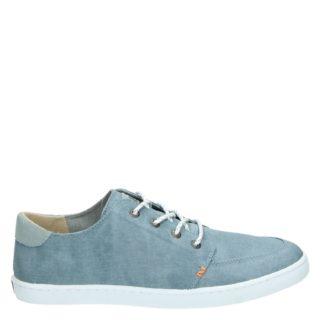 Hub Boss lage sneakers blauw