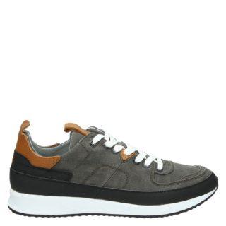 Hub hoge sneakers grijs
