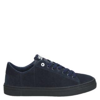 Hub Hook lage sneakers blauw