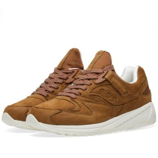 Saucony Grid 8500 HT (Brown)