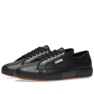 Superga 2750 EFGLU (Black)