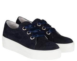 Roberto d'Angelo Sneaker Leeds (Blauw)