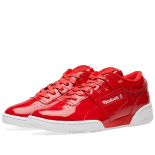 Reebok x Opening Ceremony Workout Lo Clean (Red)