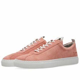 Grenson Sneaker 1 (Pink)