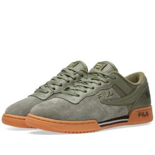 Fila x Liam Hodges Original Fitness Sneaker (Green)