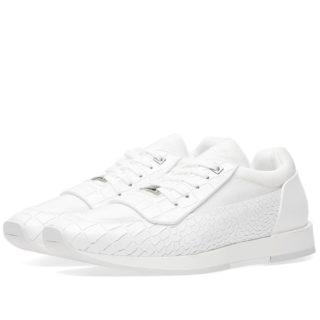Jimmy Choo Jett Sneaker (White)
